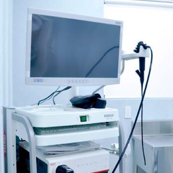軟性膀胱鏡 写真